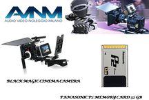 Noleggio reflex milano - Black magic cinema camera