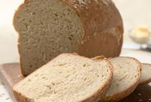 "Daily Bread / ""Give us, mom, our daily bread"". And specialty breads, quick breads, buns..."