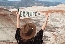 Travel / The big wide world