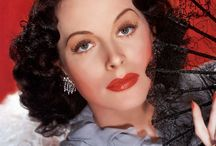 "MY HEDY L. 11/9/14-1/19/2000 / American film actress and inventor. Co-invented ""frequency hooping"" for wireless communication adopted by the U.S.Navy in WW2.. Cause of death: Heart failure, valvular heart disease and arteriosclerotic heart disease. / by bob spear"