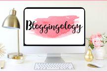 Bloggingology - Blogging Tips / CynthiaThomas.net
