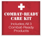 OPERATION SAND FLEA Washington, DC / Sending care kits of Combat-Ready products to U.S. Troops overseas... chosen #1 philanthropic program in beauty industry by Oprah Magazine