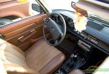 Mercedes w115 / Merkl