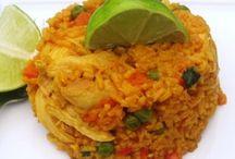 Comida Coñombiana