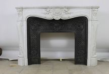 Camini antichi / Antique fireplaces