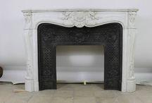 Camini antichi / Antique fireplaces