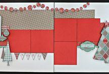 Christmas layout / by Carmen Graham