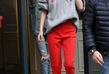 Bella Hadid: Looks que inspiran / http://fashion-diaries.com/looks-de-bella-hadid-que-inspiran/