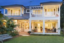 New home ideas / Our new project to build a new house with open and close living spaces through out. Big big house!