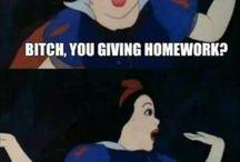 fuck homework