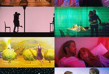 Film Color Harmonies