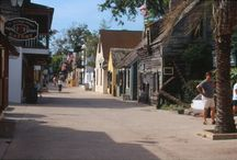 small towns/main streets