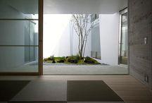 jardin interno montañita