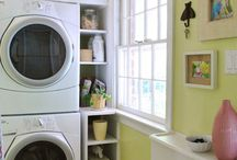 Laundry Room / by Erin Funk