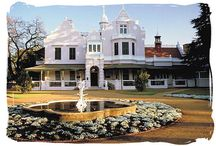 Historical Johannesburg and surrounds