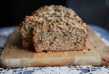 Quick Breads - Savoury