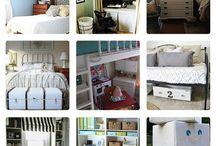 Bedrooms / by Anne Edgar