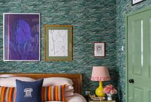 Farrow & Ball Makeover / There is something in the air right now - interior design has started to re-enter the cultural zeitgiest, in no small part due to a crop of exciting young designers whose work is redefining British style on the global stage.