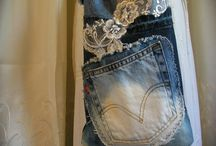 Upcycle denim ideas