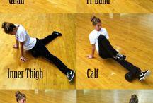 Foamroller / Träning stretching