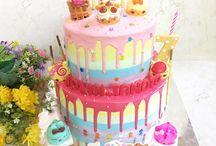 Kid birthday cake