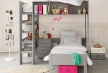 bedroom ' kids / interieur kids