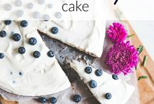 No bake cakes