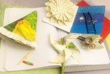 Reusing Books / Crafts