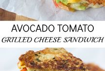 Sandwiches/paninis