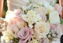 Wedding Flower Ideas / These wedding flowers are drool worthy!