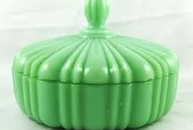 For The Home / Fire King Jadeite
