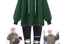 BTS Fandom fashion