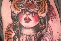 Tattoos I love / by Morganaglowsinthe Dark