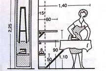 como hacer un tabla de planchar retráctil