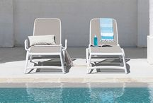 SWIMMING POOL FORNITURE