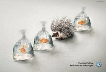 Creative Advertising / A Collection Of Some Of The Most Astonishing Ad Campaigns To Inspire You