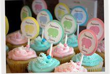 Baby Shower, aperitivos y snacks / Las más entretenidas y novedosas ideas para degustar en el baby shower de tu bebé