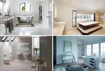 "Finding and Visiting a Bathroom Showroom /  When planning your new bathroom installation, part of the process is finding a good bathroom showroom. What do we mean by ""good""? Well a showroom with a wide variety of brands, possibly an inhouse designer and certainly lots of experienced advice."
