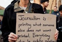 journalism and writing