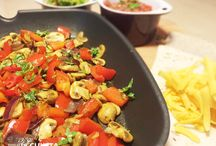 vegetariánské recepty