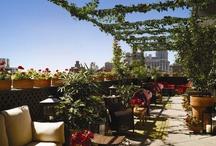 NYC - Rooftop Bars