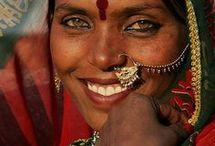 Beautiful faces / I admire