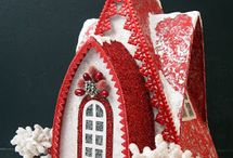 Valentines Glitter House