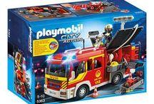 Playmobil   Fire & Police   Wear Kids Play