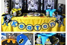 Karson birthday party ideas / Good ideas to keep handy! / by Heather Warner