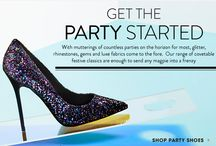 Party Season at Office Shoes / Kick off this party season in style with these festive favourites from Office Shoes, Liffey Valley