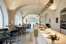 WERICHOVA VILA - IF CAFE' / PRAGA  Art Director: Santo Scibetta
