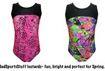 Gymnastics, Dance, and Cheer / Leotards, water bottles, and quotes for Dance and Gymnastics...