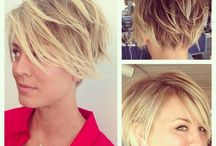 Short hair/colors / by Katy Holder
