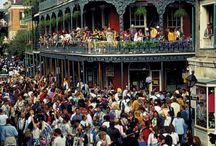 New Orleans / Mardi Gras / by Susana Tull